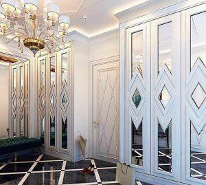 Двери с делителем наклейкой Барнаул