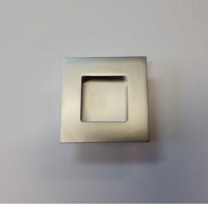 Ручка квадратная Серебро матовое Барнаул