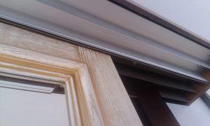 Двери из массива с раскладкой по периметру Барнаул