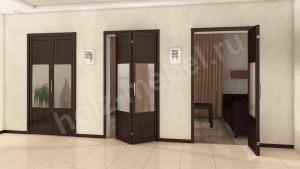 Двери гармошка Барнаул