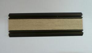 Направляющая нижняя для шкафа-купе вкладка шпон Барнаул