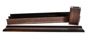 Окутка,тонировка,покраска в один цвет комплектующих для шкафа купе Барнаул