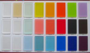 Акриловое стекло матовое для радиусных шкафов-купе и радиусных межкомнатных перегородок Барнаул