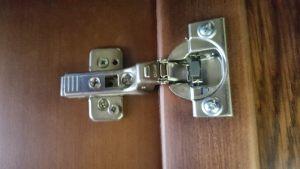 Петля для распашной двери с доводчиком Барнаул