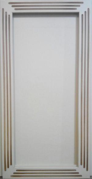 Рамочный фасад с фрезеровкой 2 категории сложности Барнаул