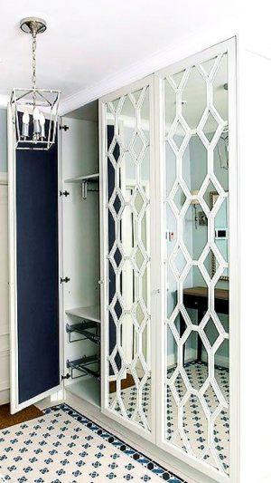 Двери с фигурной филенкой, эмаль Барнаул