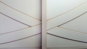 Вставка в дверь с накладками Барнаул