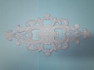 Декоративная накладка № 6-397*199*7 Барнаул