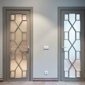 Двери с филенкой Барнаул